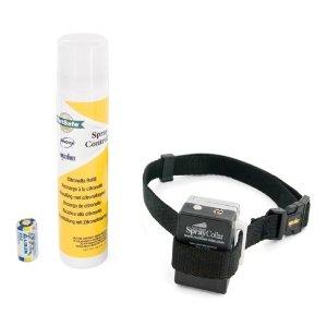 citronella spray collar